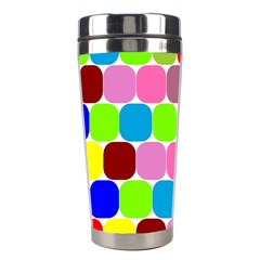 Color Stainless Steel Travel Tumbler by Siebenhuehner