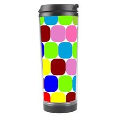 Color Travel Tumbler by Siebenhuehner