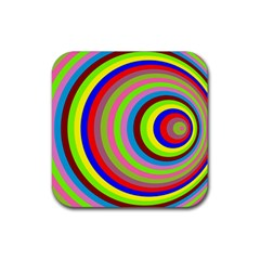 Color Drink Coaster (square) by Siebenhuehner