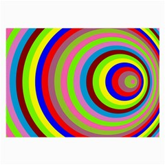 Color Glasses Cloth (large, Two Sided) by Siebenhuehner
