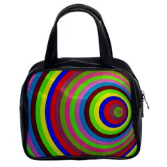 Color Classic Handbag (two Sides) by Siebenhuehner
