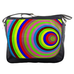 Color Messenger Bag by Siebenhuehner