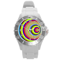 Color Plastic Sport Watch (large) by Siebenhuehner