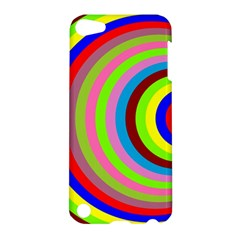 Color Apple Ipod Touch 5 Hardshell Case by Siebenhuehner