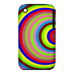 Color Apple Iphone 3g/3gs Hardshell Case (pc+silicone) by Siebenhuehner