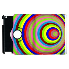 Color Apple Ipad 2 Flip 360 Case by Siebenhuehner