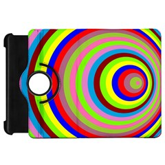 Color Kindle Fire Hd 7  (1st Gen) Flip 360 Case by Siebenhuehner