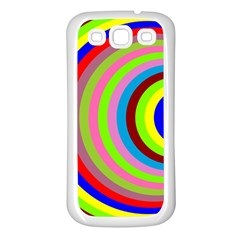 Color Samsung Galaxy S3 Back Case (white) by Siebenhuehner