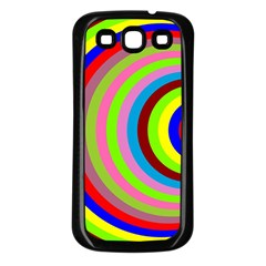 Color Samsung Galaxy S3 Back Case (black) by Siebenhuehner