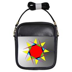 Star Girl s Sling Bag by Siebenhuehner
