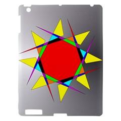 Star Apple Ipad 3/4 Hardshell Case by Siebenhuehner
