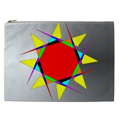 Star Cosmetic Bag (xxl) by Siebenhuehner