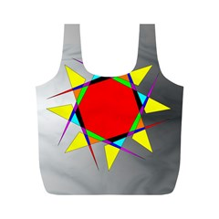 Star Reusable Bag (m) by Siebenhuehner