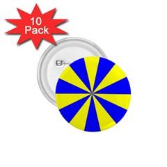 Pattern 1 75  Button (10 Pack) by Siebenhuehner
