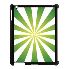 Pattern Apple Ipad 3/4 Case (black) by Siebenhuehner