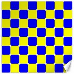 Pattern Canvas 16  X 16  (unframed) by Siebenhuehner
