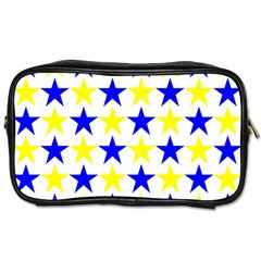 Star Travel Toiletry Bag (two Sides) by Siebenhuehner