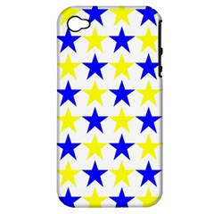 Star Apple Iphone 4/4s Hardshell Case (pc+silicone) by Siebenhuehner