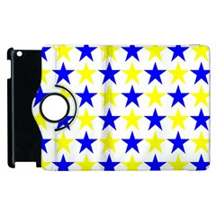 Star Apple Ipad 3/4 Flip 360 Case by Siebenhuehner