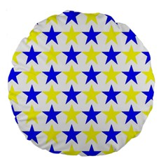 Star 18  Premium Round Cushion