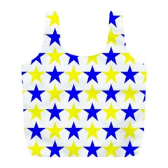 Star Reusable Bag (l) by Siebenhuehner