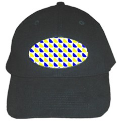 Pattern Black Baseball Cap