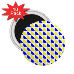 Pattern 2 25  Button Magnet (10 Pack) by Siebenhuehner