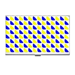 Pattern Business Card Holder by Siebenhuehner