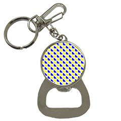 Pattern Bottle Opener Key Chain by Siebenhuehner