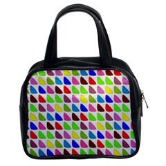 Pattern Classic Handbag (two Sides) by Siebenhuehner