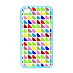 Pattern Apple Iphone 4 Case (color) by Siebenhuehner