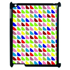 Pattern Apple Ipad 2 Case (black) by Siebenhuehner