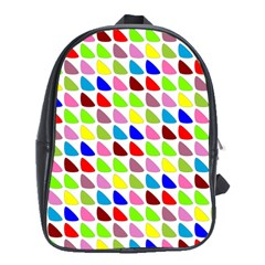 Pattern School Bag (xl) by Siebenhuehner