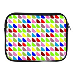 Pattern Apple Ipad Zippered Sleeve by Siebenhuehner