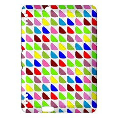 Pattern Kindle Fire Hdx 7  Hardshell Case by Siebenhuehner