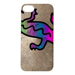Lizard Apple Iphone 5s Hardshell Case by Siebenhuehner