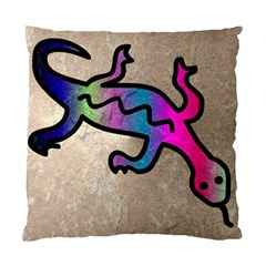 Lizard Cushion Case (single Sided)  by Siebenhuehner