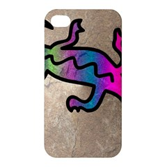 Lizard Apple Iphone 4/4s Hardshell Case by Siebenhuehner
