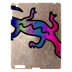 Lizard Apple Ipad 3/4 Hardshell Case by Siebenhuehner