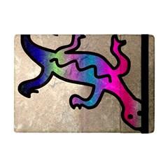 Lizard Apple Ipad Mini Flip Case by Siebenhuehner