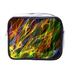Abstract Smoke Mini Travel Toiletry Bag (one Side) by StuffOrSomething