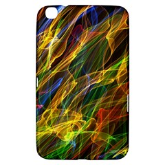Abstract Smoke Samsung Galaxy Tab 3 (8 ) T3100 Hardshell Case  by StuffOrSomething