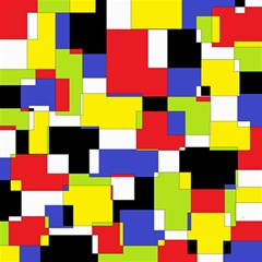 Mod Geometric Canvas 20  X 20  (unframed) by StuffOrSomething