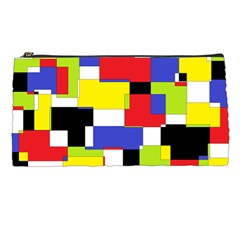 Mod Geometric Pencil Case by StuffOrSomething