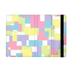 Mod Pastel Geometric Apple Ipad Mini Flip Case by StuffOrSomething