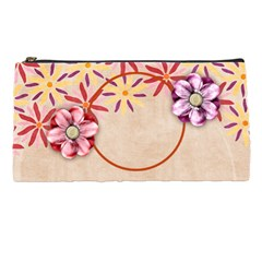 Blooming Case By Shelly   Pencil Case   Ifhnte3rji9i   Www Artscow Com Front