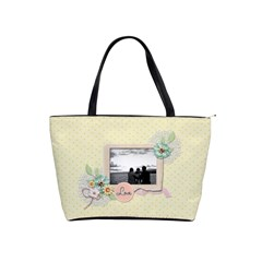Shoulder Handbag: Sweet Memories By Jennyl   Classic Shoulder Handbag   427fyxxqeynf   Www Artscow Com Front