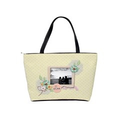 Shoulder Handbag: Sweet Memories By Jennyl   Classic Shoulder Handbag   427fyxxqeynf   Www Artscow Com Back