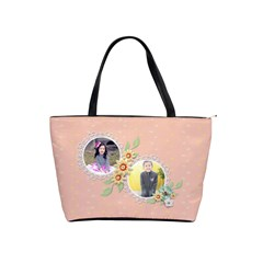 Shoulder Handbag: Sweet Memories 4 By Jennyl   Classic Shoulder Handbag   Ddurkh1a1ly0   Www Artscow Com Front
