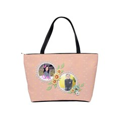 Shoulder Handbag: Sweet Memories 4 By Jennyl   Classic Shoulder Handbag   Ddurkh1a1ly0   Www Artscow Com Back